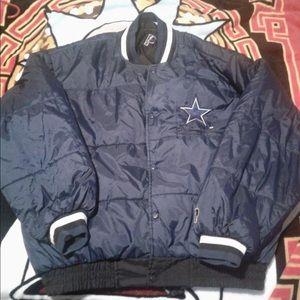 1980s reversible cowboy jacket